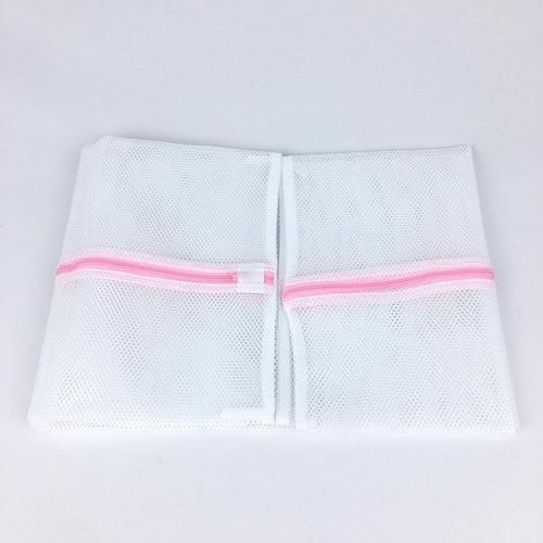bolsa para lavar ropa delicada 80x80cm - bazar ofertas
