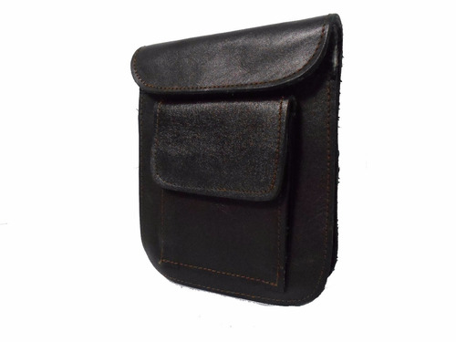 bolsa piel para cinturon o colgado