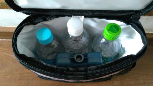 bolsa térmica carro uber top marlon - original bag lev