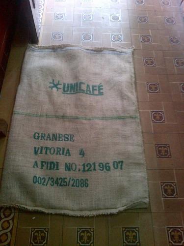 bolsas de alpillera de cafe de brasil