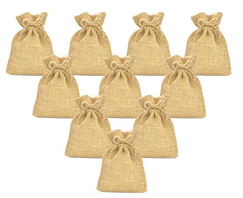 bolsas de arpillera de firefly craft, 12 x 18 pulgadas, p