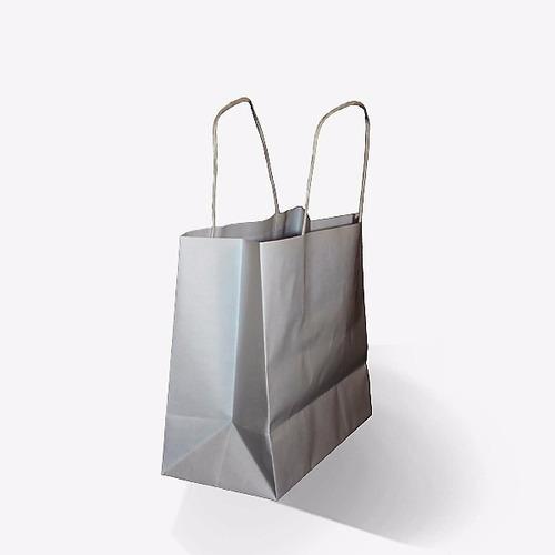 bolsas de papel kraft (19*20*10 cm)