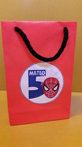 bolsas de papel para souvenirs o sorpresitas personalizadas
