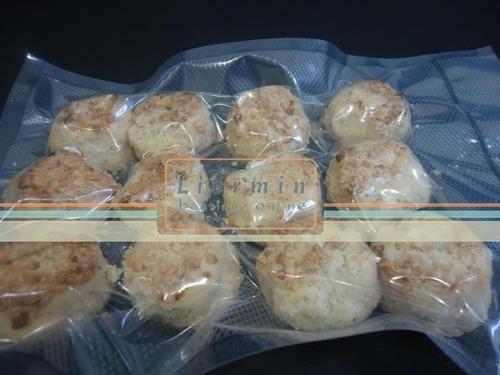 bolsas envasado al vacío gofradas 25x35cm paquete 100 unid