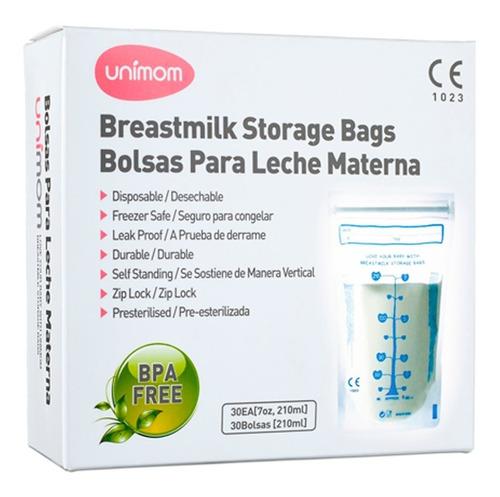 bolsas para leche materna