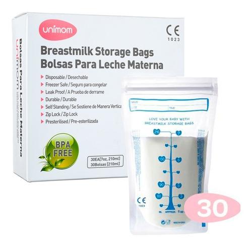 bolsas para leche materna unimom
