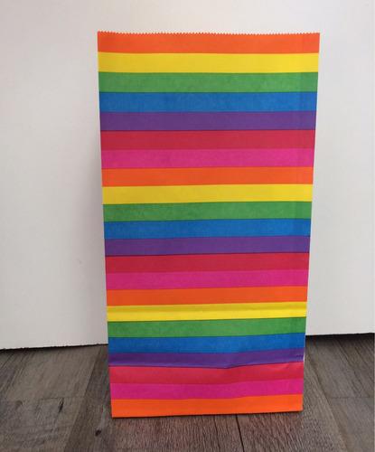 bolsas sobre papel sin asas ideal sorpresitas 14x8x26