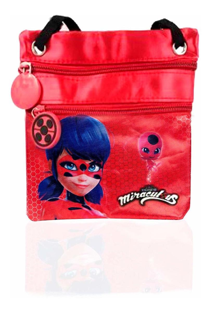 50-70% de descuento hombre la compra auténtico Bolso Bandolera Ladybug Para Niños, Con Licencia Oficial.