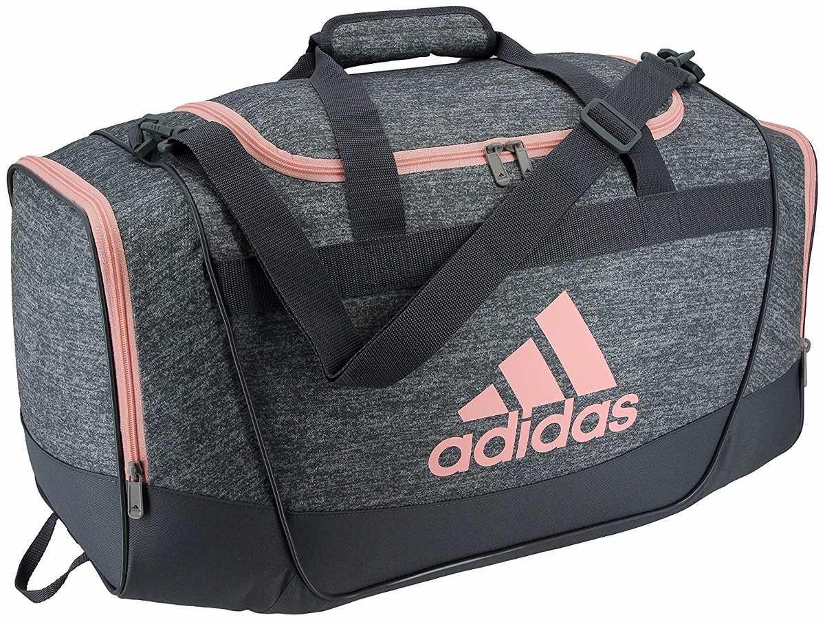 dfe6ebf9a Bolso Deportivo Mujer adidas - $ 1.650,00 en Mercado Libre