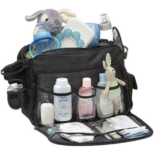 bolso maternal bebés