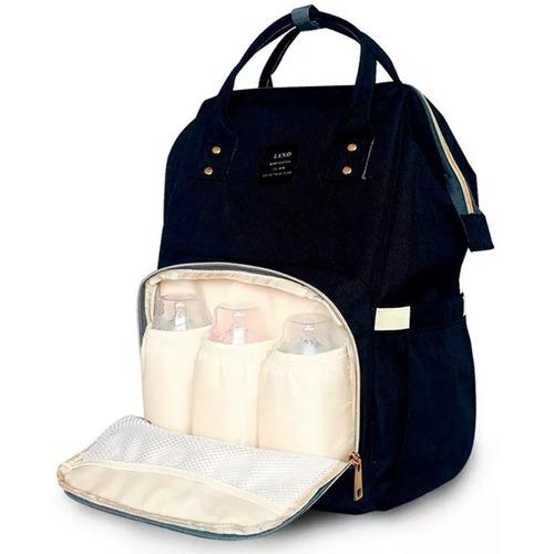 bolso maternal mochila fashion tela oxford soporta agua nnet