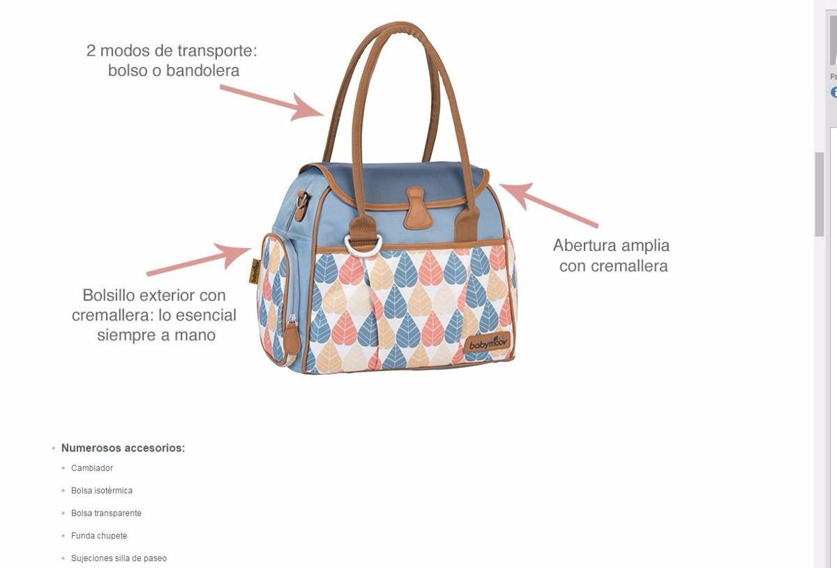 Maternales U Babymoov Mercado Libre en Bolsos Bebe 00 112 S Style 4qwx7Wda