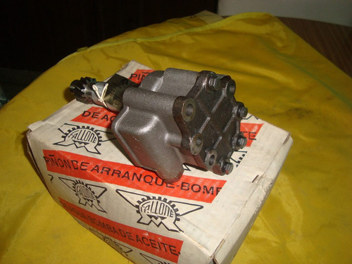 bomba de acite torino 7 bancadas nueva
