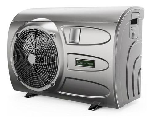 bomba de calor climatizador para piscina de hasta 80.000 lts