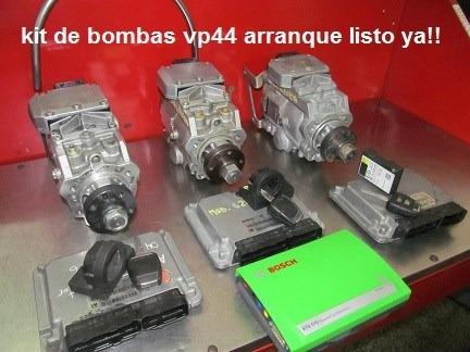 bomba inyectora vectra vp44 solucion total!!