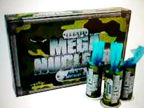 bomba mega nuclearfuegos artificiales.pirotecnia,oferta