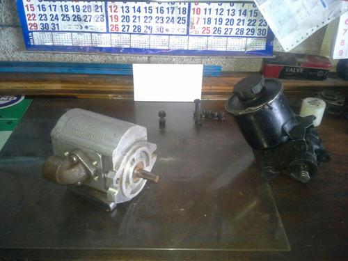 bombas hidraulicas reparaciones