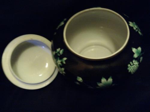 bombonera en porcelana herend