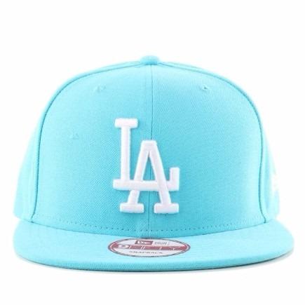 44d446cb5421e Boné Aba Reta La Original Los Angeles Dodgers Azul Bebe - R  169