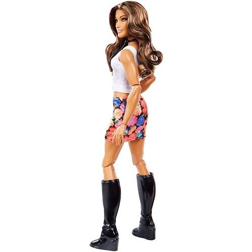 boneca barbie wwe super star articulada alicia fox