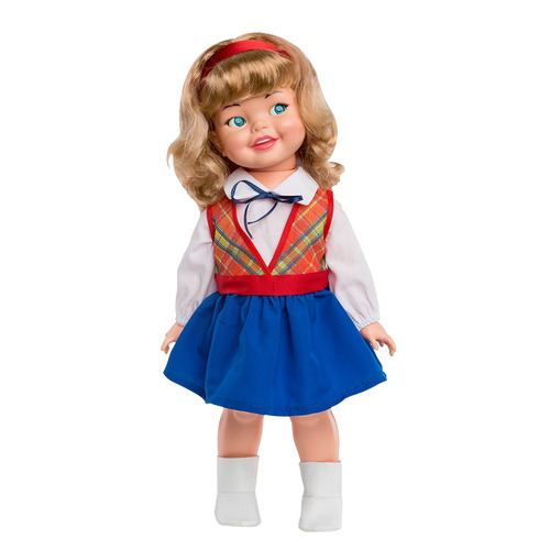 boneca gui gui 48 cm - estrela