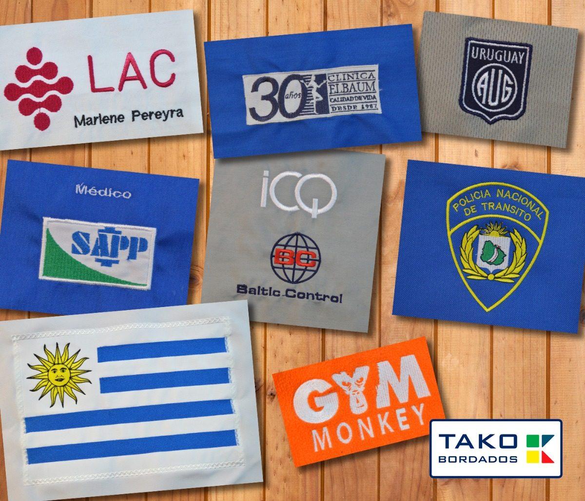 Bordado De Logos 0047db58b2bf5