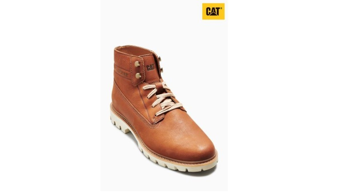eb8a368015fc1 Bota Caterpillar Dama Basis Ginger Cat Originales -   5.490