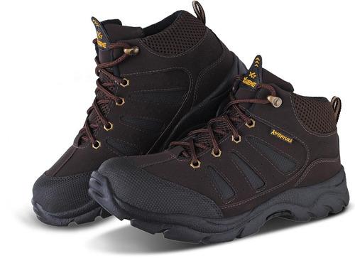 bota coturno masculino sapato