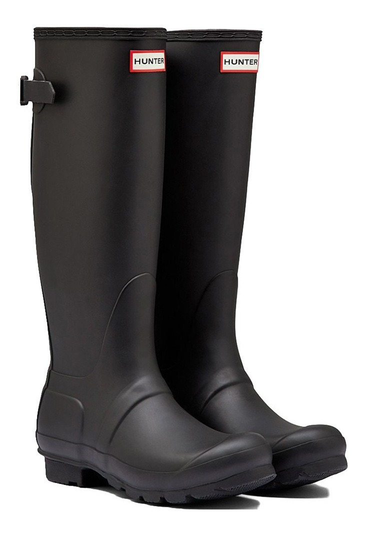 61b489f67f Bota Dama Hunter De Lluvia Adjustable Black - Inbox Store - $ 6.890 ...