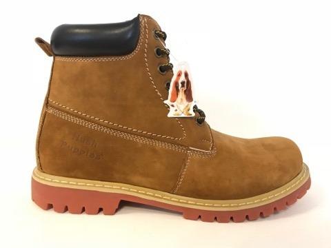 botas calzado hush puppies cuero nuevo