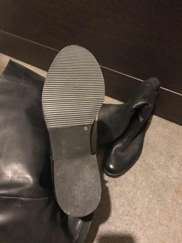 botas de cuero venet