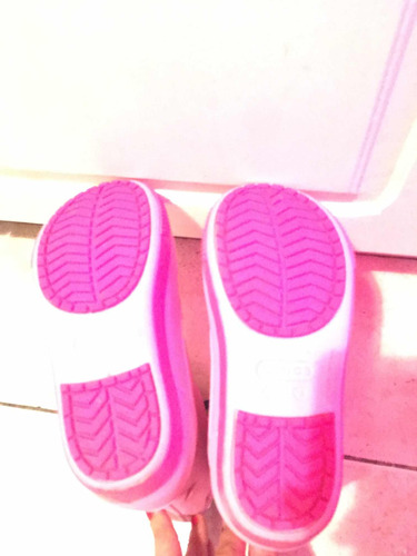 botas de lluvia crocs talle c12/29-30