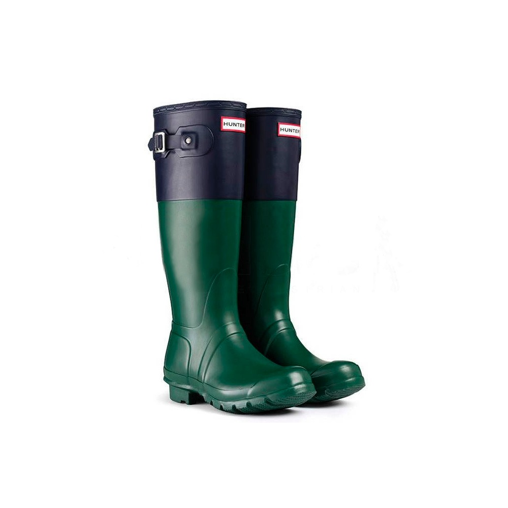 da84337331 Botas De Lluvia Hunter Altas Green - Inbox Store - $ 2.990,00 en ...