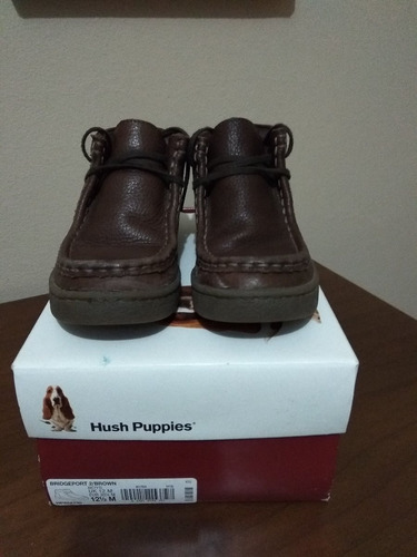 botas de niño hush puppies
