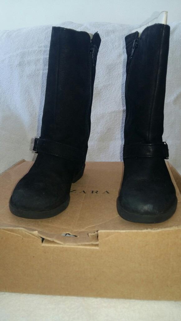 402500dc63c botas largas para niña zara. Cargando zoom.