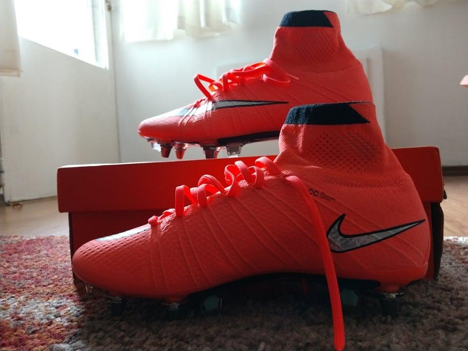 Mercurial Eur Nike 6 Botas Pro Sg 38 24 5us Acctalle 5cm 7YfgIbyv6m