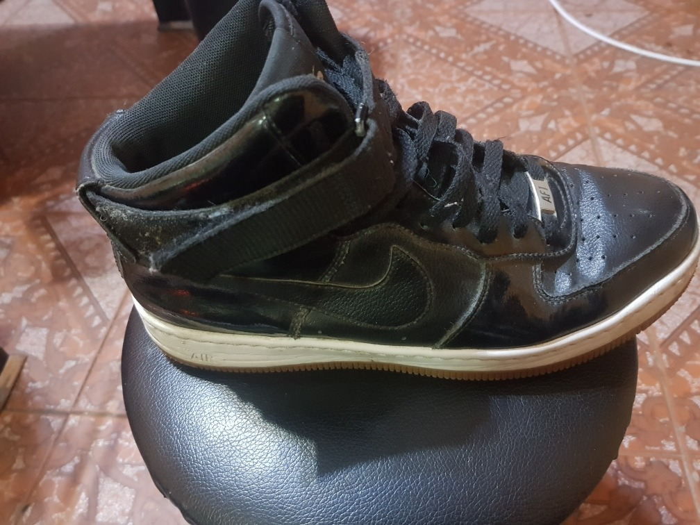 6534f8d5eb02f Botas Nike Talle 40