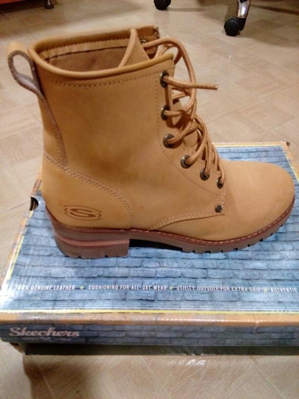 35f7e4c3eed Botas Skechers N° 40 Nuevas -   1.700