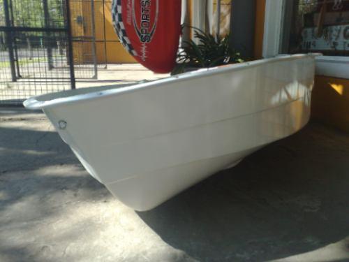 bote 2,60 nuevo c/s doble fondo y estanco dde $ 7018 h12 cta