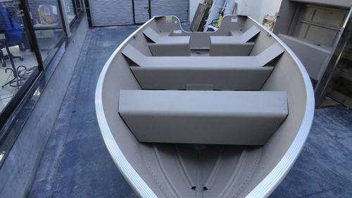 bote aluminio americano polar kraft nautica pesca