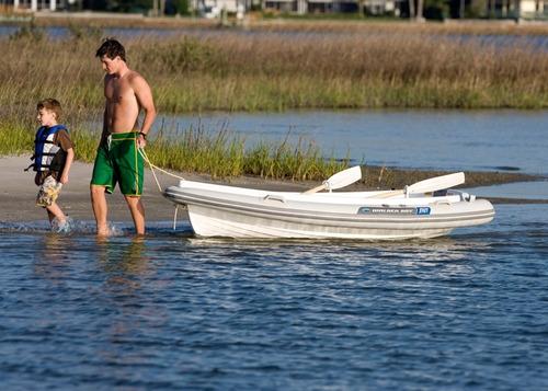 bote gomon dinghy americano walker bay remo inflador