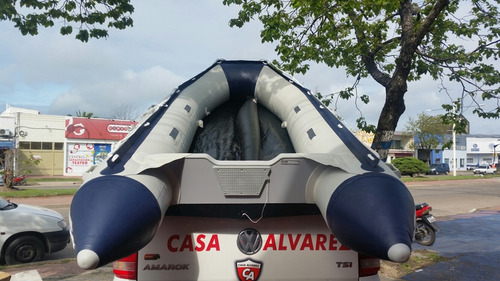 bote gomón inflable