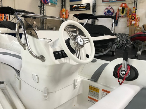 bote gomon semirigido walker bay mercury trailer nautica