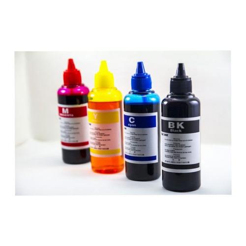 botella de tinta compatible 100 ml p/canon universal negro
