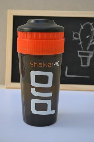 botella vaso shaker