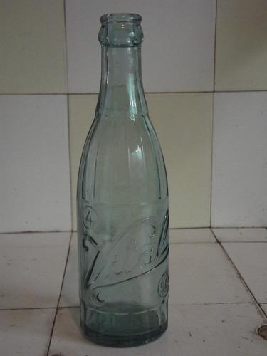 botellas antiguas de refresco, limol, paso de los toros y vi