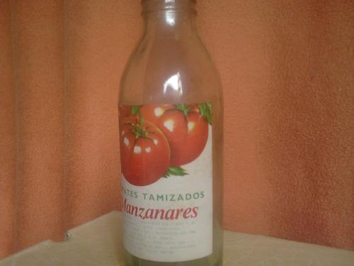botellas manzanares
