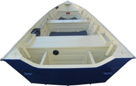botes de aluminio uai - nuevos de brasil