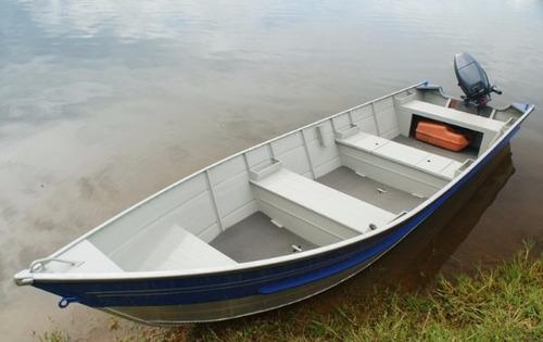 botes en duraluminio metalglass