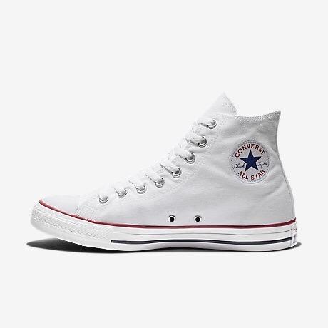 converse all star blancas 35